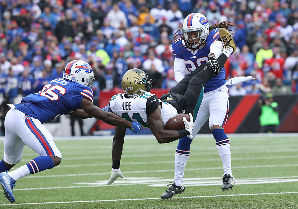 Jacksonville Jaguars v Buffalo Bills
